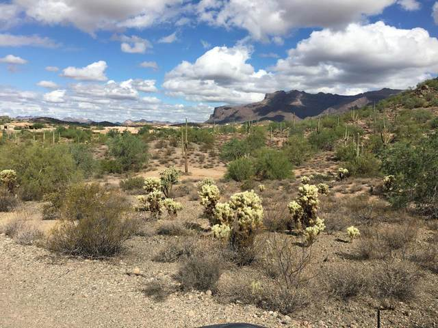 0 E Sunset Peak Road, Gold Canyon, AZ 85118 (MLS #6217981) :: Devor Real Estate Associates
