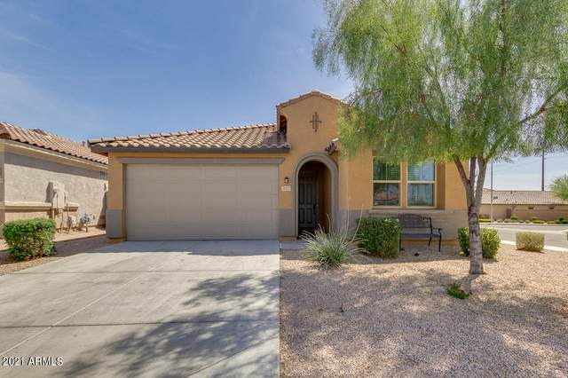 10831 E Calypso Avenue, Mesa, AZ 85208 (MLS #6217982) :: Executive Realty Advisors