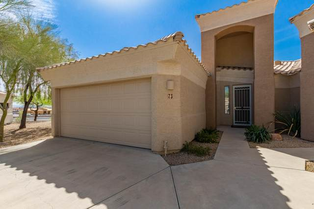 16450 E Ave Of The Fountains #73, Fountain Hills, AZ 85268 (MLS #6218003) :: The Dobbins Team