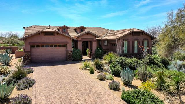 8517 E High Point Drive, Scottsdale, AZ 85266 (MLS #6218020) :: The Everest Team at eXp Realty
