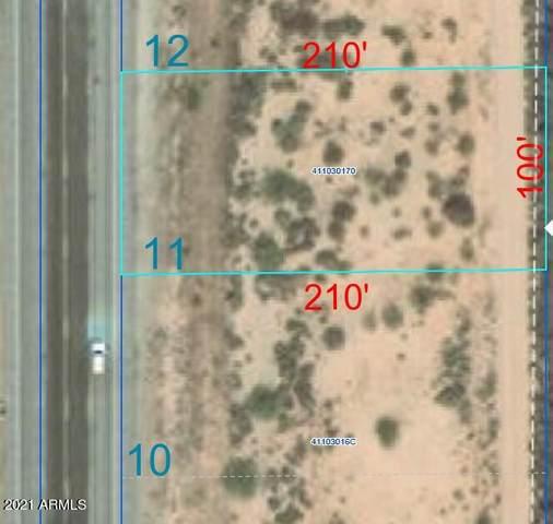 0 N Az-87 Route, Eloy, AZ 85131 (MLS #6218023) :: Yost Realty Group at RE/MAX Casa Grande