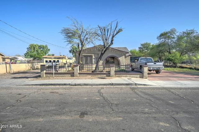 246 E Illini Street, Phoenix, AZ 85040 (MLS #6218041) :: Yost Realty Group at RE/MAX Casa Grande