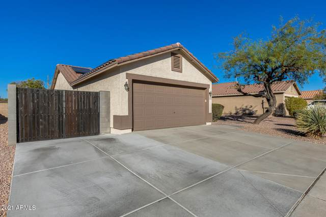 3132 W Mark Lane, Phoenix, AZ 85083 (MLS #6218043) :: TIBBS Realty