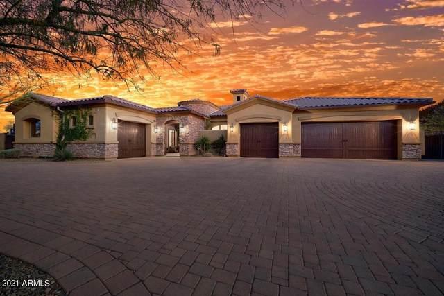 5607 E Rancho Tierra Drive, Cave Creek, AZ 85331 (MLS #6218090) :: Yost Realty Group at RE/MAX Casa Grande