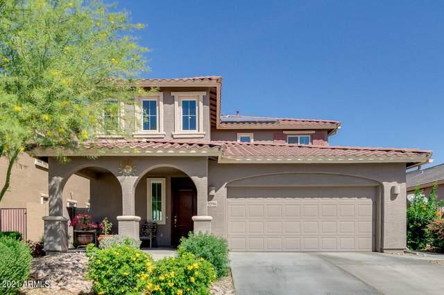 19596 W Jefferson Street, Buckeye, AZ 85326 (MLS #6218100) :: Yost Realty Group at RE/MAX Casa Grande