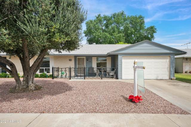 9906 W Spruce Drive, Sun City, AZ 85351 (MLS #6218114) :: NextView Home Professionals, Brokered by eXp Realty