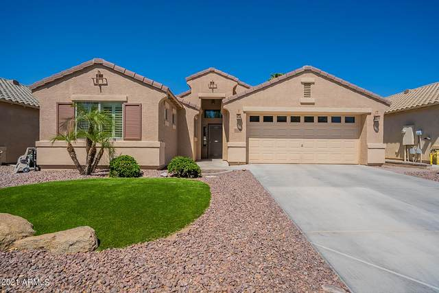4222 E Amarillo Drive, San Tan Valley, AZ 85140 (MLS #6218115) :: Devor Real Estate Associates