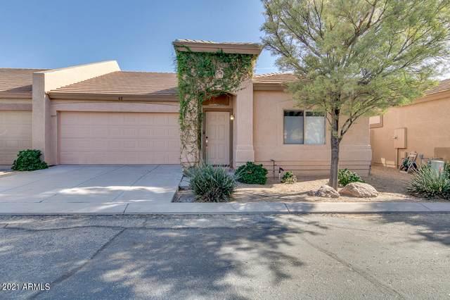 44 S Greenfield Road #48, Mesa, AZ 85206 (MLS #6218119) :: Yost Realty Group at RE/MAX Casa Grande