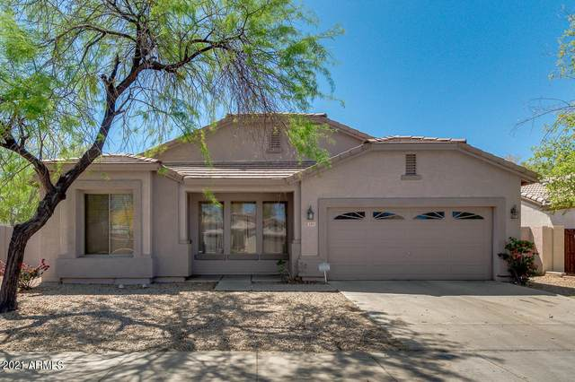 2401 W Ellis Street, Phoenix, AZ 85041 (MLS #6218122) :: Arizona 1 Real Estate Team