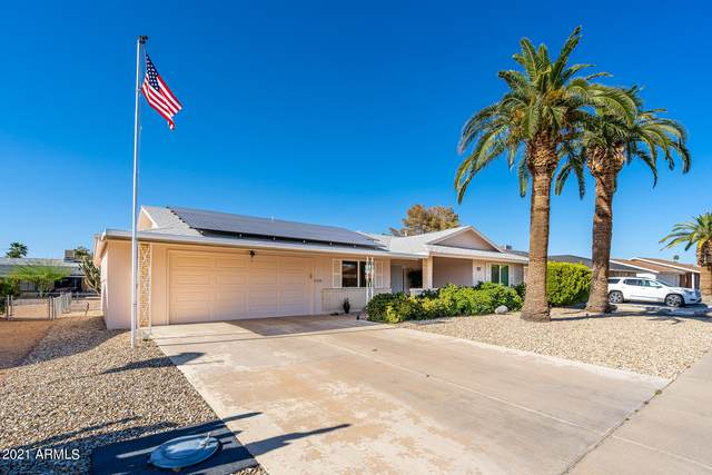 10204 W Mission Lane, Sun City, AZ 85351 (MLS #6218135) :: Howe Realty