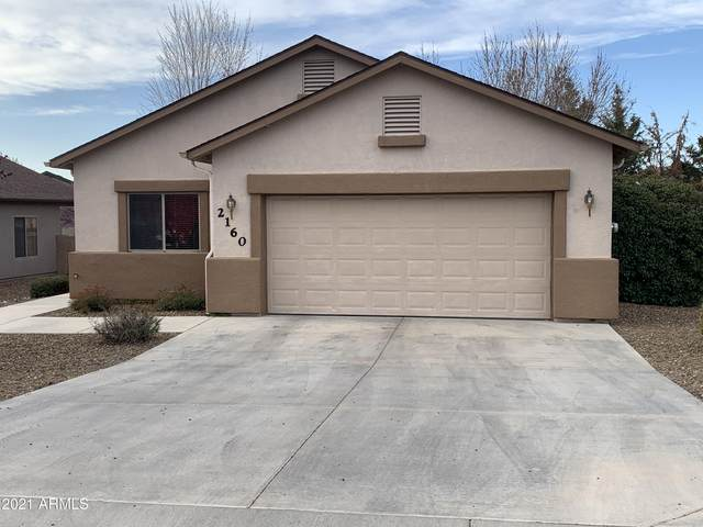 2160 Polaris Drive, Chino Valley, AZ 86323 (MLS #6218136) :: Yost Realty Group at RE/MAX Casa Grande