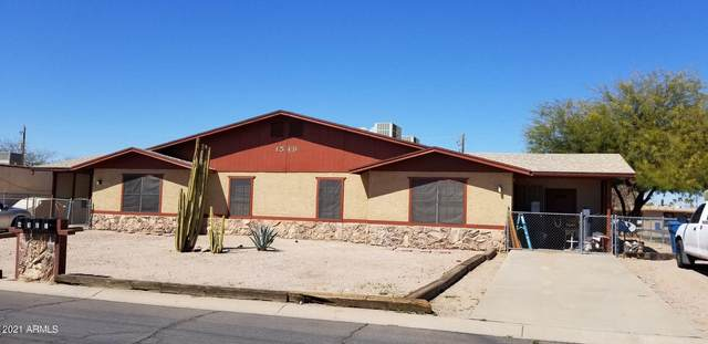 1548 E 30th Avenue, Apache Junction, AZ 85119 (MLS #6218143) :: Maison DeBlanc Real Estate