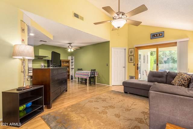 1822 S 39TH Street #101, Mesa, AZ 85206 (MLS #6218160) :: The Garcia Group
