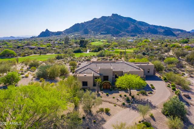 4000 E La Ultima Piedra Drive, Carefree, AZ 85377 (MLS #6218165) :: The Riddle Group
