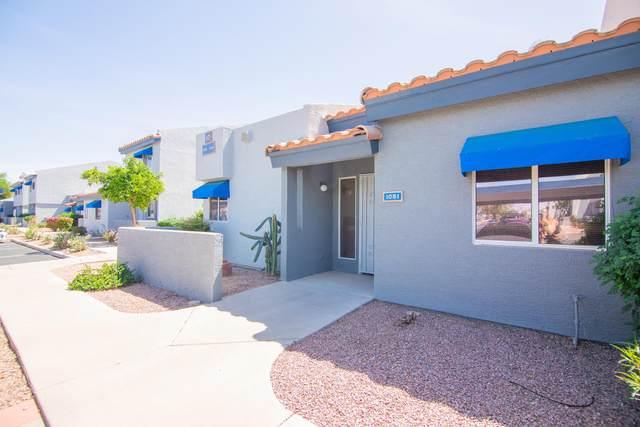 220 N 22ND Place #1081, Mesa, AZ 85213 (MLS #6218173) :: Yost Realty Group at RE/MAX Casa Grande