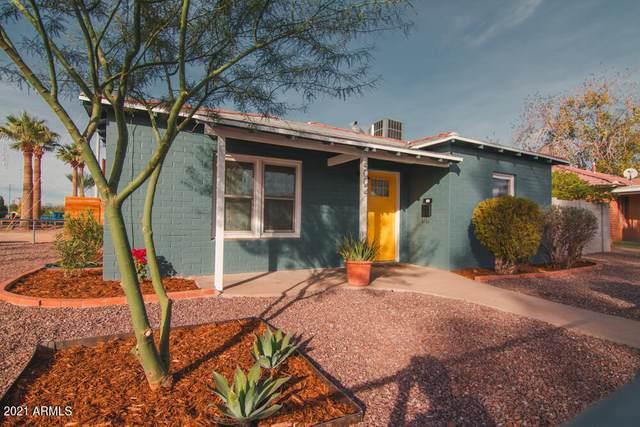 4002 N 12TH Street, Phoenix, AZ 85014 (MLS #6218184) :: Conway Real Estate