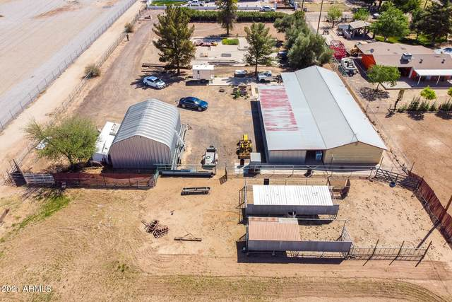 3600 S 69TH Avenue, Phoenix, AZ 85043 (MLS #6218197) :: Executive Realty Advisors