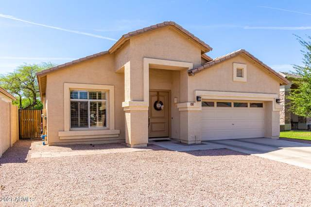 931 W San Marcos Drive, Chandler, AZ 85225 (MLS #6218206) :: Yost Realty Group at RE/MAX Casa Grande