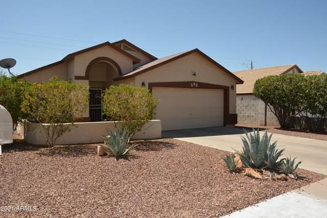 599 W Sierra Vista Drive, Apache Junction, AZ 85120 (MLS #6218229) :: Executive Realty Advisors