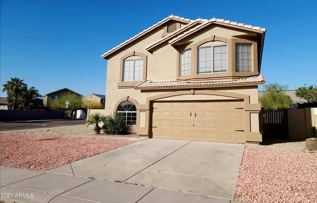 8828 W Greer Avenue, Peoria, AZ 85345 (MLS #6218240) :: Yost Realty Group at RE/MAX Casa Grande