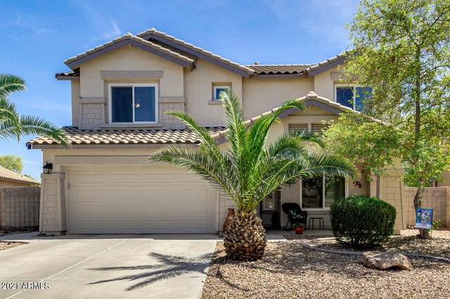 6943 S Topaz Place, Chandler, AZ 85249 (MLS #6218245) :: Yost Realty Group at RE/MAX Casa Grande