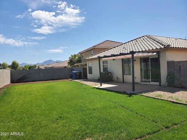 2905 S 95TH Lane, Tolleson, AZ 85353 (MLS #6218281) :: Executive Realty Advisors