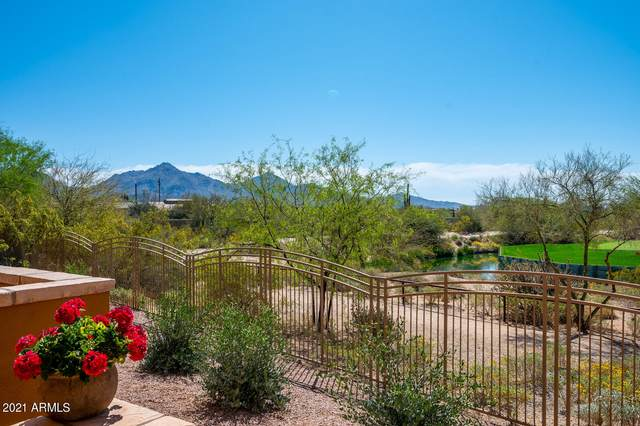 20750 N 87TH Street #1086, Scottsdale, AZ 85255 (MLS #6218299) :: Long Realty West Valley