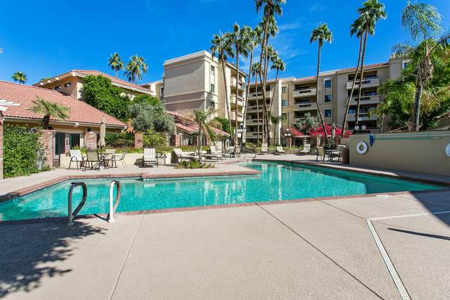 4200 N Miller Road #312, Scottsdale, AZ 85251 (MLS #6218305) :: BVO Luxury Group