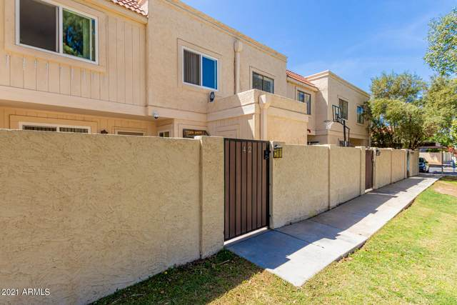 2311 E Hartford Avenue #42, Phoenix, AZ 85022 (MLS #6218327) :: Synergy Real Estate Partners