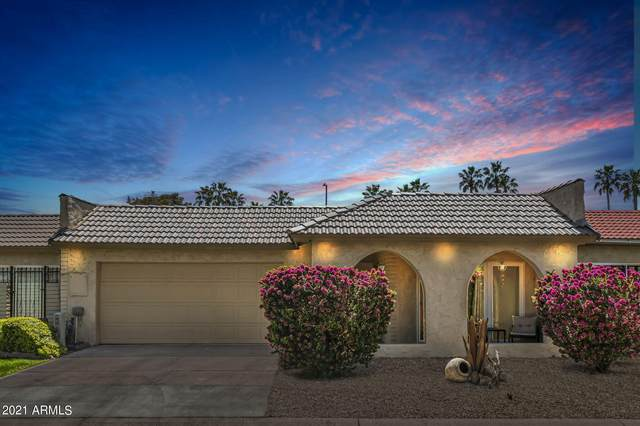 7843 E Monterosa Street, Scottsdale, AZ 85251 (MLS #6218337) :: Devor Real Estate Associates
