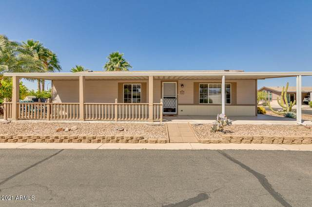 2400 E Baseline Avenue #149, Apache Junction, AZ 85119 (MLS #6218338) :: Yost Realty Group at RE/MAX Casa Grande