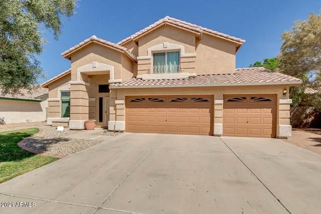 5428 W Wagoner Road, Glendale, AZ 85308 (MLS #6218341) :: The Carin Nguyen Team