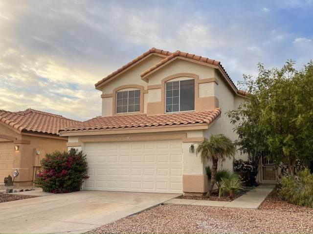 714 E Glenhaven Drive, Phoenix, AZ 85048 (MLS #6218351) :: Yost Realty Group at RE/MAX Casa Grande