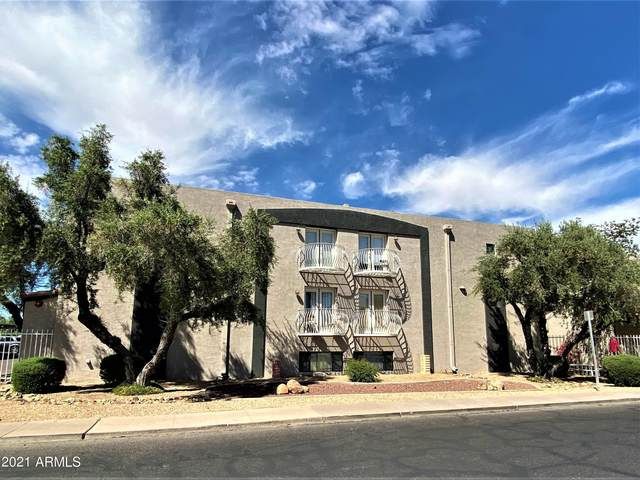 724 E Devonshire Avenue #303, Phoenix, AZ 85014 (MLS #6218353) :: Conway Real Estate