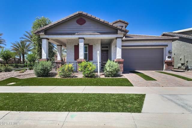 2556 S Rose Garden, Mesa, AZ 85209 (MLS #6218354) :: Sheli Stoddart Team | M.A.Z. Realty Professionals