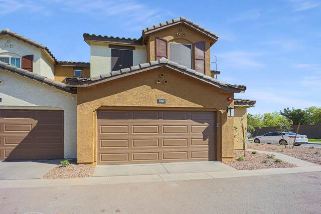 1255 N Arizona Avenue #1062, Chandler, AZ 85225 (MLS #6218355) :: Yost Realty Group at RE/MAX Casa Grande