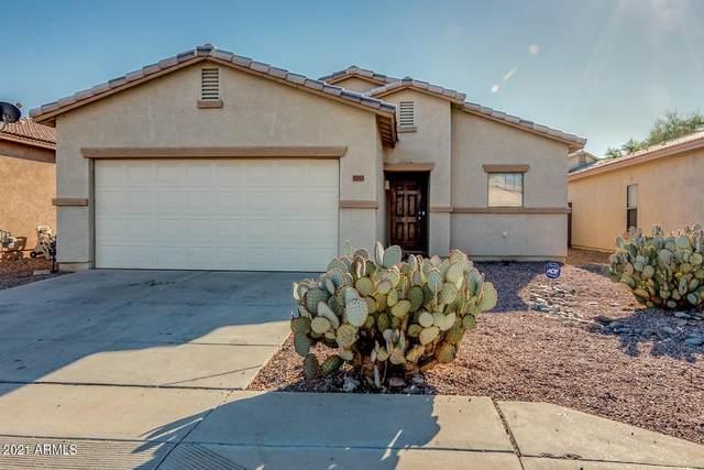 9253 W Sheridan Street, Phoenix, AZ 85037 (MLS #6218364) :: Keller Williams Realty Phoenix