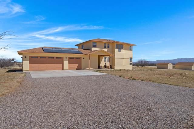 8541 S Almosta Ranch Road, Hereford, AZ 85615 (MLS #6218380) :: Executive Realty Advisors