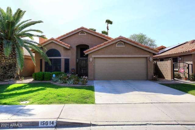 15614 N 50TH Street, Scottsdale, AZ 85254 (MLS #6218386) :: Executive Realty Advisors