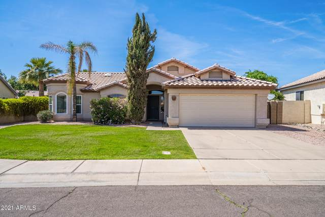 222 S Sycamore Place, Chandler, AZ 85224 (MLS #6218389) :: Keller Williams Realty Phoenix