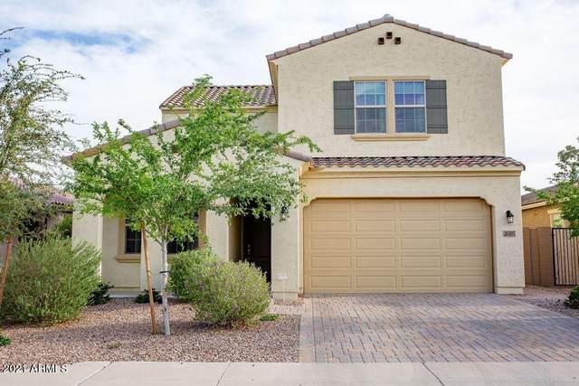 20207 W Hadley Street, Buckeye, AZ 85326 (MLS #6218392) :: Yost Realty Group at RE/MAX Casa Grande