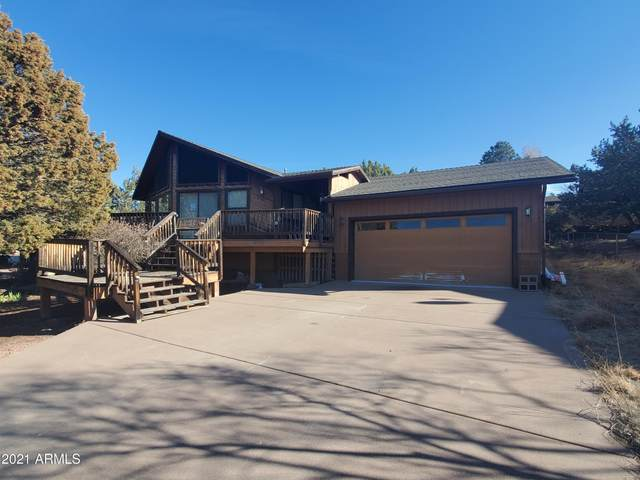 2901 W Palmer Drive, Payson, AZ 85541 (MLS #6218398) :: Yost Realty Group at RE/MAX Casa Grande