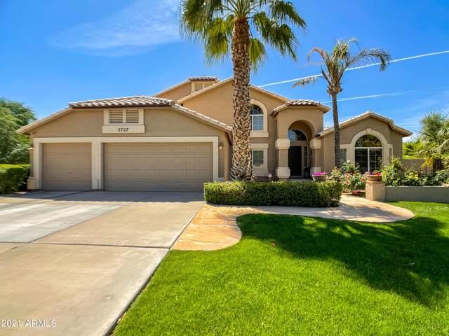 2727 E Pegasus Street, Gilbert, AZ 85234 (MLS #6218411) :: Yost Realty Group at RE/MAX Casa Grande