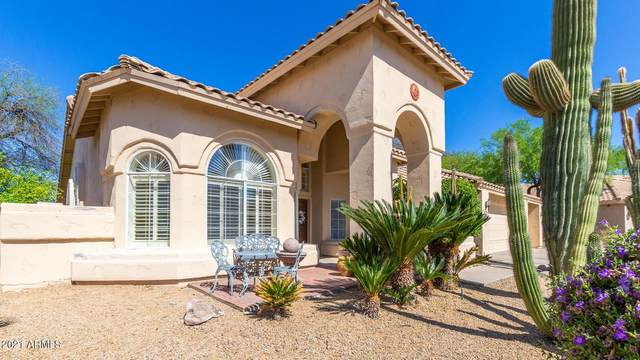 19330 N 88TH Way, Scottsdale, AZ 85255 (MLS #6218421) :: The Newman Team