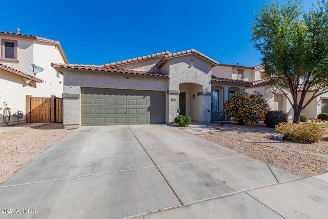 45340 W Gavilan Drive, Maricopa, AZ 85139 (MLS #6218423) :: Executive Realty Advisors