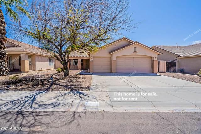 1305 W Browning Way, Chandler, AZ 85286 (MLS #6218431) :: Yost Realty Group at RE/MAX Casa Grande