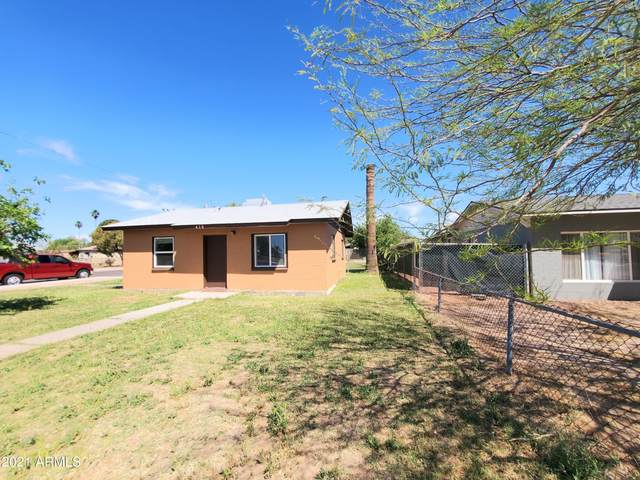 410 W Baseline Road, Buckeye, AZ 85326 (MLS #6218432) :: The Newman Team
