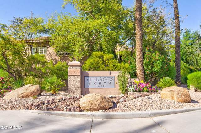 15050 N Thompson Peak Parkway #2050, Scottsdale, AZ 85260 (MLS #6218433) :: Yost Realty Group at RE/MAX Casa Grande