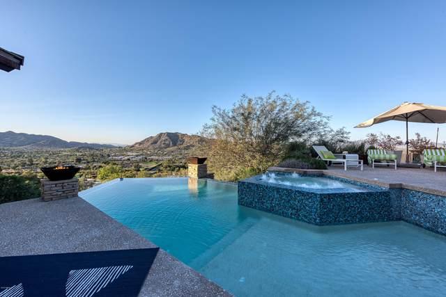 5700 E Mcdonald Drive #7, Paradise Valley, AZ 85253 (MLS #6218439) :: The Daniel Montez Real Estate Group