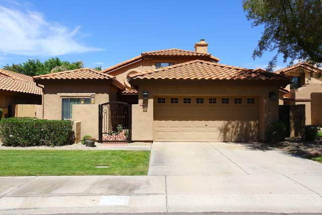 9542 E Dreyfus Place, Scottsdale, AZ 85260 (MLS #6218454) :: Hurtado Homes Group